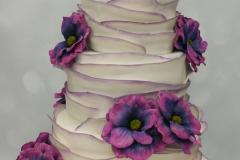 roses&ruffles paars