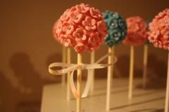 cakepop bloemetjes